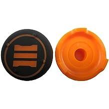 2 palancas call of duty naranja control freak para Play Station 4 o Xbox 360 stick palanca