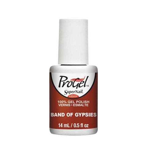SuperNail ProGel LED/UV Vernis à Ongles - Bohemian Gypsy Collection 2015 - Band Of Gypsies 81975 - 14ml