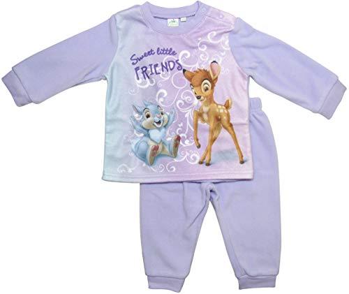 Hello Kitty Kleinkind Kleider - Bambi und Klopfer Schlafanzug Mädchen Disney