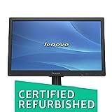 (CERTIFIED REFURBISHED) Lenovo 18201337 18.5-inch LED Monitor