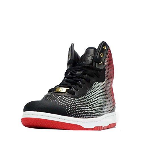 uomo Basket Filo Nike Metallico Sport Di università Stile Rosso Argento Vita Kd Scarpe Nero Da Vii Nero Nsw qaqx8v