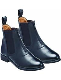 Harry Hall Hartford - Botas, tamaño 7.5 UK, color negro