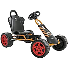 Ferbedo - 2045849 - Vehículo En Pedales - 5328 - Go-kart - Cross-corredor Constructor - Naranja / Negro