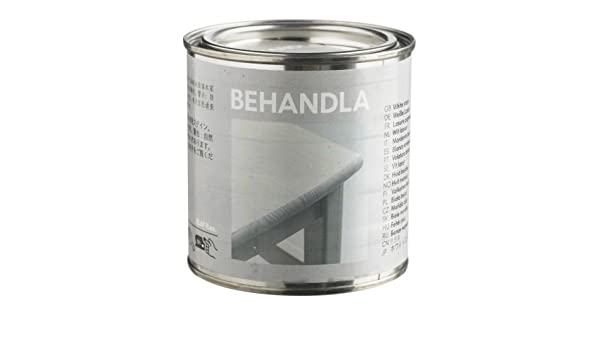 BEHANDLA Glazing paint white | Ikea