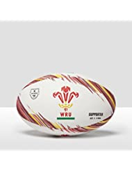 Gilbert Welsh Supporters Rugby Ball