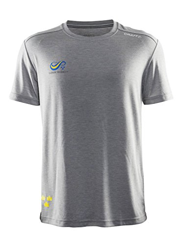 Craft Herren in-the-zone Training T-Shirt grey melange