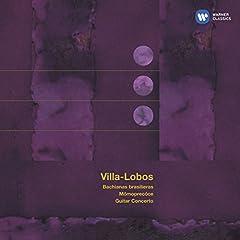 Villa-Lobos: Bachianas brasileiras