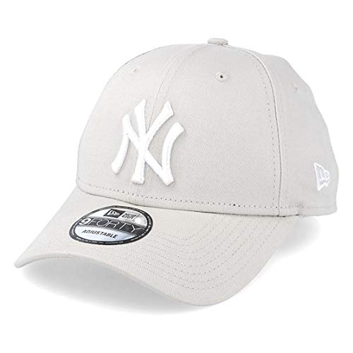 New Era et MLB League Essential 9Forty Medium Curve Cap ~ Yankees de New York