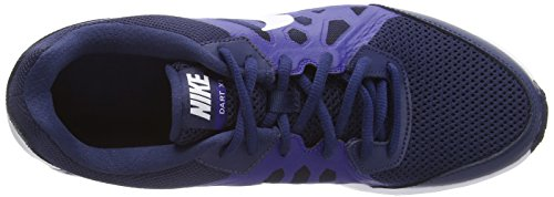 Nike Dart 11 - Scarpe sportive uomo Blu (midnight navy/white-dp ryl bl 400)