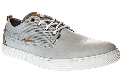b490beae0932 Bullboxer 779K26023A Herren Schuhe Schnürer Sneaker Hellgrau -dl ...