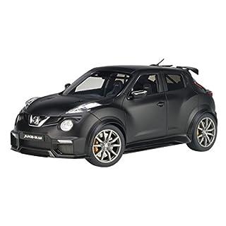 AUTOart–Auto Miniatur-Collection, 77458, schwarz matt