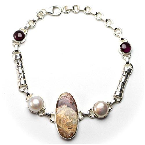 stargems-tm-naturale-crazy-lace-agata-perle-di-fiume-e-ametista-braccialetto-in-argento-sterling-925