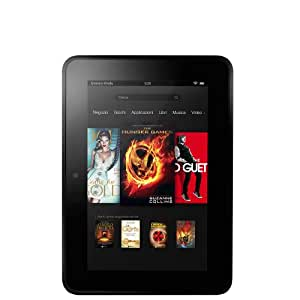 "Kindle Fire HD 7"", audio Dolby, Wi-Fi Dual-Band, 16 GB [Generazione precedente]"