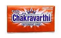 Pure Chakravarthi Detergent cake, pack of 5