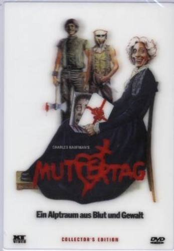 Mother's Day / Muttertag - 3D-Holocover Steelbook (Uncut)