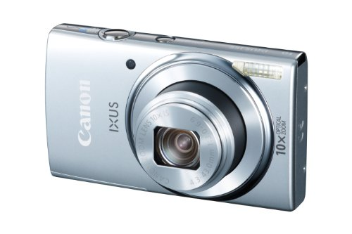 Canon IXUS 155 Digitalkamera (20 Megapixel, 10-fach opt. Zoom, 6,8 cm (2,6 Zoll) LCD-Display, HD-Ready) silber - 4