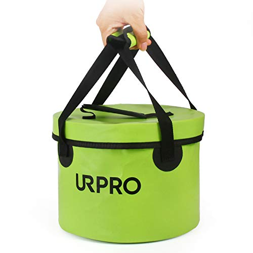 URPRO Cubo Plegable para Camping
