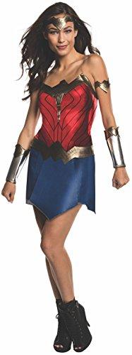 Batman v Superman: Dawn of Justice Wonder Woman Adult Costume Small