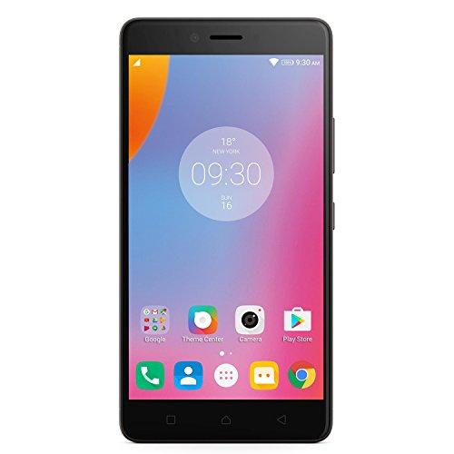 Lenovo PA570170PL Smartphone K6 Note Dual SIM 32GB, 13,97 cm (5,5 Zoll) grau