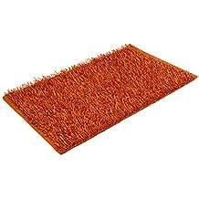 Gözze 1012-36-72 - Toalla de pie, 70x120cm, color naranja