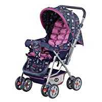 Best Toys Baby Stroller for Baby, Pink, -27-8216