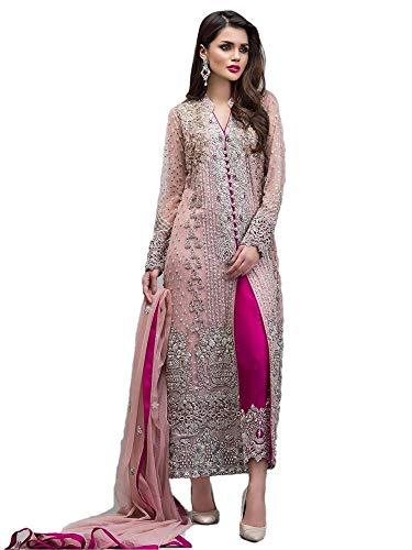 2287b73afb RAJ SHREE FASHION Pakistan Indian Designer Salwar Kameez Bollywood Party  Wear Salwar Suit Maxi Gown Dress