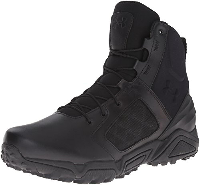 Under Armour - Botas para Hombre, Hombre, Color Negro - Negro, Tamaño Size 7
