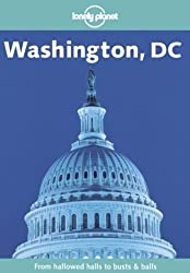 Washington DC (Lonely Planet City Guides) by Laura Harger (2001-02-28)