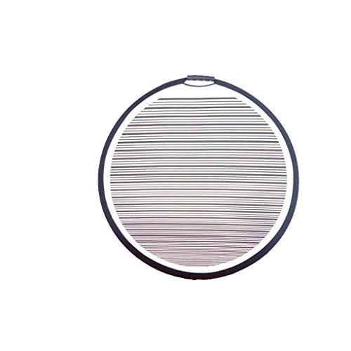 Qotone Faltbare PDR Gefüttert Dent Reflektor Board Panel für Dent Remover Automotive Tools Kit