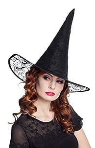Boland 96916 - Bruja Kiara para adultos, sombreros y demás tocados