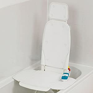 Bathlift Bathmaster Sonaris Covers - White