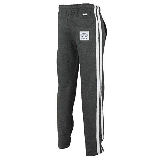 Jack & Danny's -  Pantaloni sportivi  - Uomo Nyc-Dark Grey