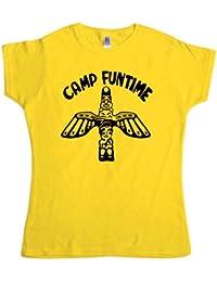 8Ball Orignials - Femmes T Shirt - Camp Funtime
