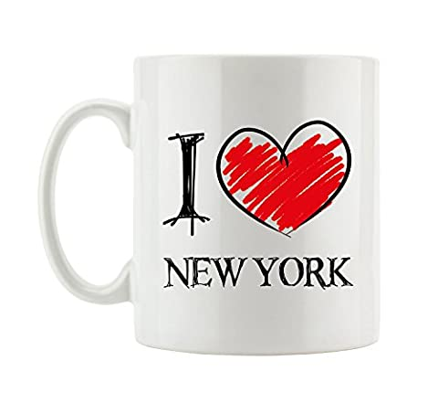 I love New York Fun Tasse