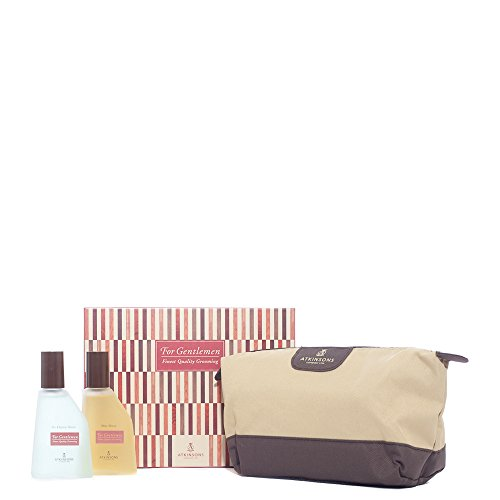 Gift Set For Gentlemen Windsor Elegance pour Homme: pre electric shave 90 ml + after shave lotion 90 ml + necessaire