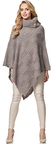 Merry Style Poncho Donna MSSE0034