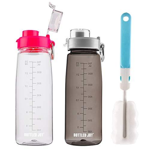 Bottled joy Tritan - Botella de Agua 800 ml