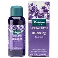 Kneipp HERBAL BATH With Natural Essential Oils LAVENDER Balances The Mind 100ml preisvergleich bei billige-tabletten.eu