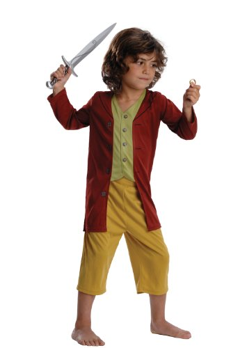 Rubie 's Offizielle Bilbo Beutlin Blister (Bilbo Beutlin Kind Kostüm)
