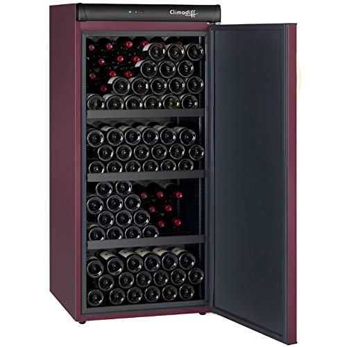 Climadiff - Cave à vins de vieillissement 168 bouteilles