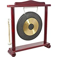 Percussion Workshop JTQ-30,48 cm con tapa tradicional chino Gong con función atril