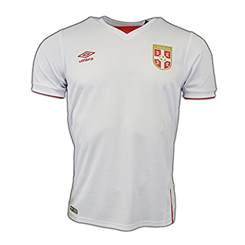 2016-2017 Serbia Away Umbro Football