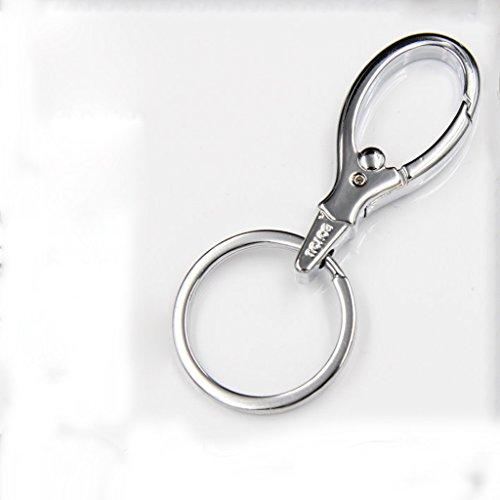Fu Man Li Trading Company Porte-clés en métal pour homme A+