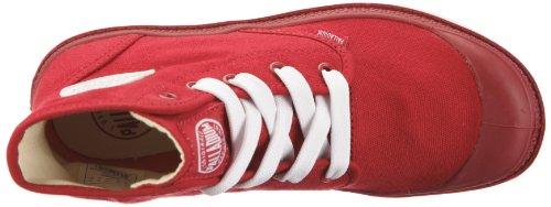 Palladium BLANC HI~RIO RED/WHITE~M 72886-606-M Unisex-Erwachsene Bootschuhe Rot (RIO RED/WHITE)