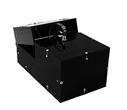 Useless Box Gadget - die nutzlose Box - fertig aufgebaut!