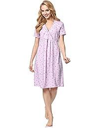 Italian Fashion IF Women's Nursing Nightdress Celia 0114
