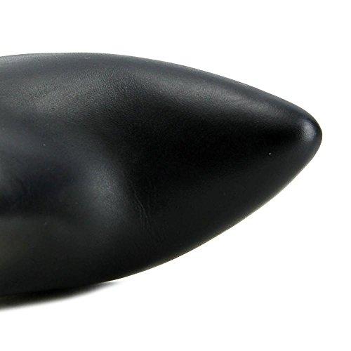 BCBG Metild Cuir Bottine Black