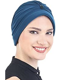 Turban Mit Perle für Haarverlust, Krebs