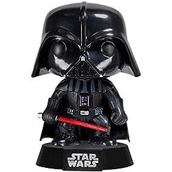 Funko - Darth Vader figura de vinilo, colección de POP, seria Star Wars (2300)