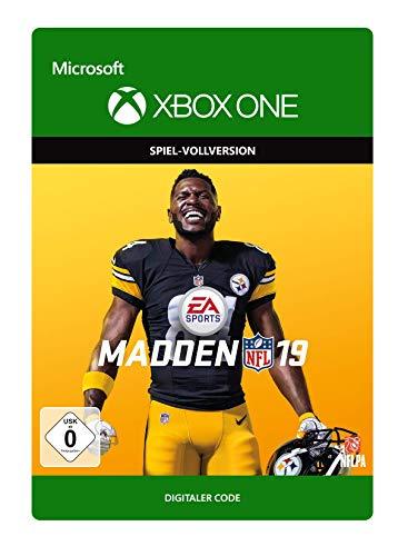 Madden NFL 19 - Standard Edition: Xbox One - Download Code (Xbox One Spiel Code)